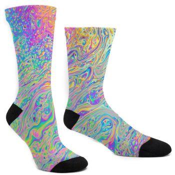Custom Trippy Socks
