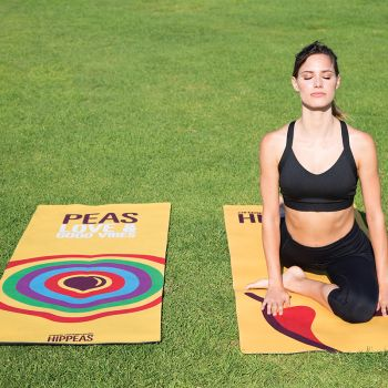 Full Color Sublimated Yoga Mats