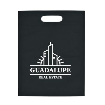 Heat Sealed Non -Woven Exhibition Tote Bags